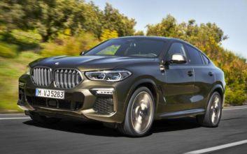 Αποκάλυψη για τη νέα BMW X6