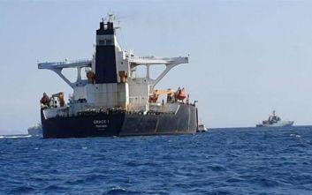Ελεύθεροι ο κυβερνήτης και τα τρία μέλη του πληρώματος του ιρανικού πετρελαιοφόρου