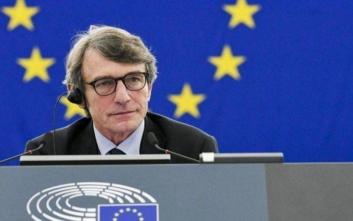 Τον Νταβίντ Σασόλι θα στηρίξουν οι Σοσιαλιστές για πρόεδρο της Ευρωβουλής