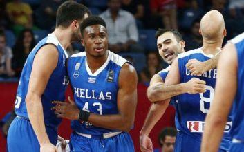 Εθνική Ελλάδας μπάσκετ: Μαθαίνει αντιπάλους για τα προκριματικά του Ευρωμπάσκετ 2021