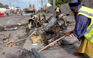 Η οργάνωση Σεμπάμπ κάνει λόγο για «πολλούς νεκρούς» από την επίθεση στη Σομαλία