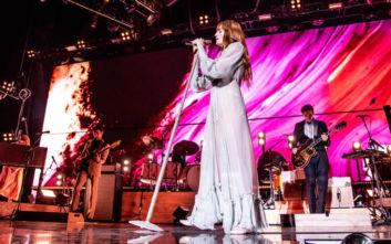 Στις 22 Σεπτεμβρίου και δεύτερη συναυλία των Florence and the Machine στην Αθήνα