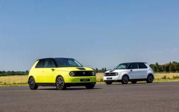 Honda E: Ισορροπία απόδοσης και επιδόσεων στην πόλη