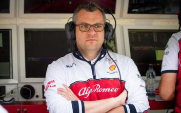 Νέος Τεχνικός Διευθυντής στην Alfa Romeo Racing