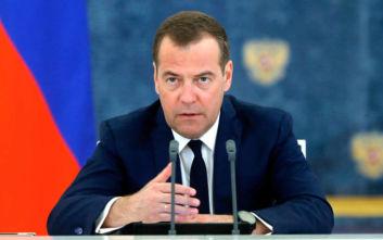 Συγχαρητήριο τηλεγράφημα του Ρώσου πρωθυπουργού προς τον Κυριάκο Μητσοτάκη