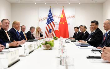 Ράλι μετοχών στις διεθνείς αγορές από την ανακωχή στον εμπορικό πόλεμο ΗΠΑ-Κίνας