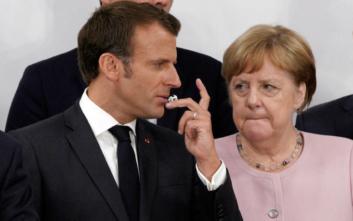 Η πρόταση του Μακρόν στη Μέρκελ για την προεδρία της Κομισιόν