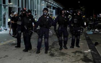 Συγκρούσεις αστυνομίας-διαδηλωτών στο Χονγκ Κονγκ