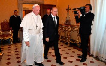 «Ο Πούτιν είναι θρησκευόμενος άνθρωπος που ενστερνίζεται τις χριστιανικές αξίες»