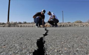 Μετά τα 7,1 Ρίχτερ στην Καλιφόρνια έγιναν 4.700 μετασεισμοί