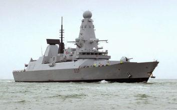 Και δεύτερο πολεμικό πλοίο στέλνει στον Κόλπο η Μεγάλη Βρετανία