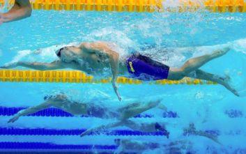 Στον τελικό των 50 μέτρων ελεύθερο του Παγκοσμίου ο Γκολομέεβ