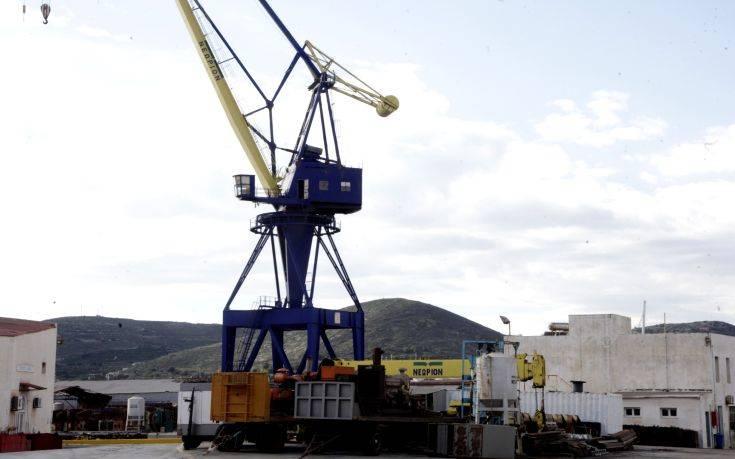 Βρούτσης: Το παράδειγμα του Νεωρίου δείχνει τον δρόμο για τον κλάδο των ναυπηγείων της Ελλάδας