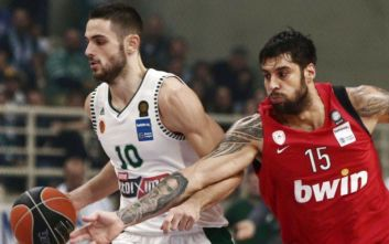 Euroleague: Τη 12η αγωνιστική το «αιώνιο» ελληνικό ντέρμπι