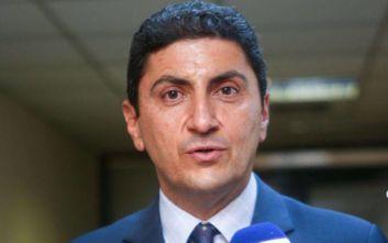 Συνάντηση Αυγενάκη με τον νέο δήμαρχο Αμαρουσίου για τη Μελέτη Αξιοποίησης του ΟΑΚΑ