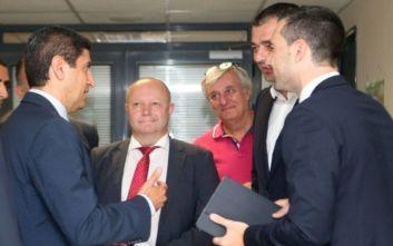 Αυγενάκης: Θα κάνουμε αυτό που πρέπει για ένα καλύτερο ποδόσφαιρο
