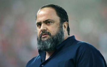 Μαρινάκης: Να βάλουμε στο μυαλό μας πως ό,τι και να γίνει, ο Ολυμπιακός θα πάρει το πρωτάθλημα