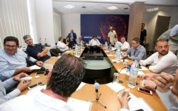 Σταθερά χωρίς την παρουσία του Ολυμπιακού το Δ.Σ. του ΕΣΑΚΕ