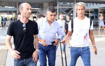 ΠΑΟΚ: Έφτασε στη Θεσσαλονίκη ο Φάμπιο Κοεντράο