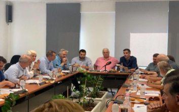 Μπακογιάννης: Με συνεργασία και συνεννόηση, Δήμοι και Περιφέρεια δουλέψαμε μαζί σαν ένας