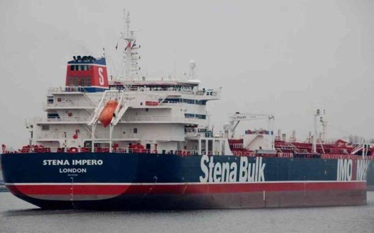 Οργή στο Λονδίνο για τη «σύλληψη δύο πλοίων» από το Ιράν