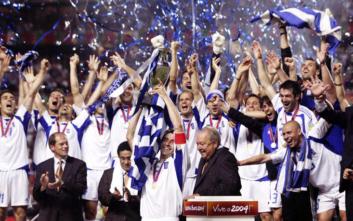 Euro 2004: Δεκαπέντε χρόνια από τον θρίαμβο της Πορτογαλίας