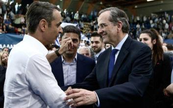 Εκτός «κάδρου» ο Αντώνης Σαμαράς για την θέση του Προέδρου της Δημοκρατίας