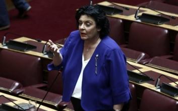 Λιάνα Κανέλλη: Δεν βάζω πλάτη με αυτούς που ήταν απέναντί μου
