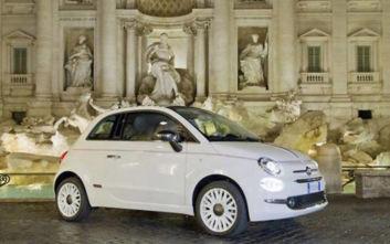 Η Fiat γιόρτασε τα 62α γενέθλια του 500