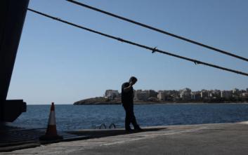 Εγκλωβισμένοι οι τουρίστες στη Σαμοθράκη