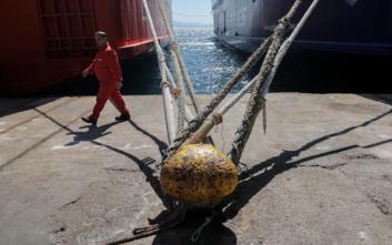 «Δεμένα» τα πλοία, την ερχόμενη Πέμπτη, στα λιμάνια της Ηγουμενίτσας και της Κέρκυρας λόγω απεργίας των ναυτεργατών