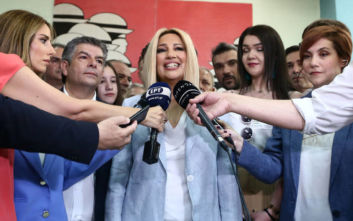 Φώφη Γεννηματά: Σήμερα η λογική επιστρέφει στον τόπο με την ψήφο των Ελλήνων πολιτών