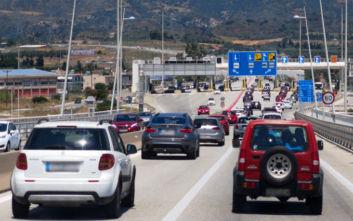 Εθνικές εκλογές 2019: Αυξημένη κίνηση και στη γέφυρα Ρίου - Αντίρριου