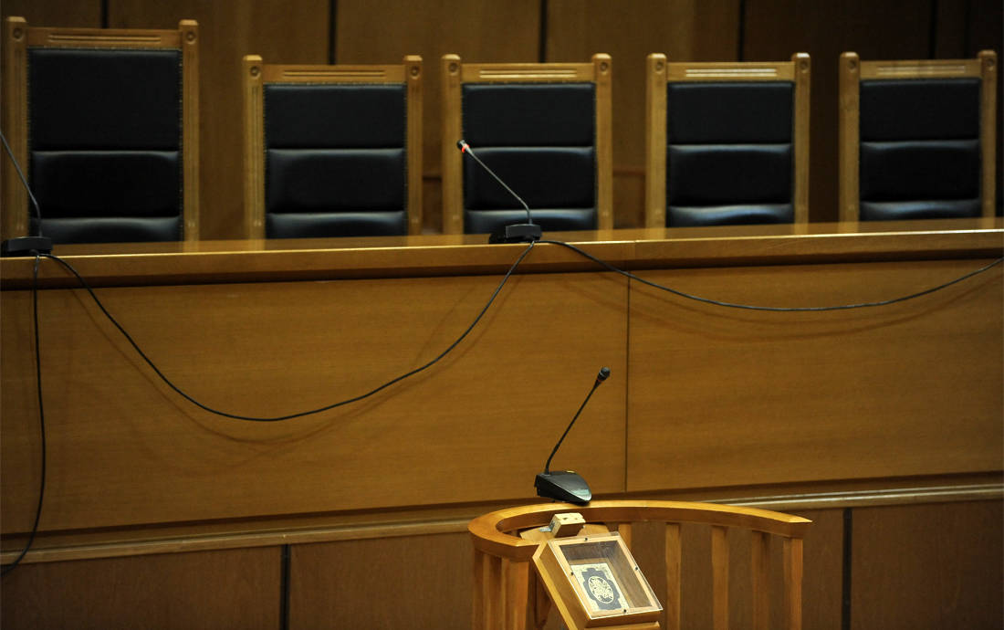 Αναβάλλονται, λόγω κορονοϊού, οι εκλογές στην Ένωση Δικαστών και Εισαγγελέων 1