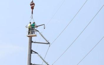 ΔΕΔΔΗΕ: Έως το βράδυ η αποκατάσταση της ηλεκτροδότησης στην Κασσάνδρα
