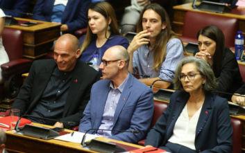 Το κόμμα του Βαρουφάκη αγνοεί τον ευρωπαϊκό κανονισμό προστασίας των δεδομένων