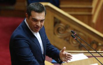 Αλέξης Τσίπρας: Δεν πρόκειται να ζητήσω εκλογές μόλις πέντε μήνες μετά την εκλογή σας κ. Μητσοτάκη