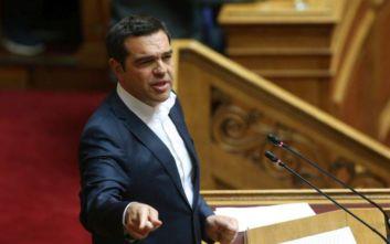 Αλέξης Τσίπρας: Γίνατε μακεδονομάχοι της κακιάς ώρας, υιοθετώντας απόψεις που δεν πιστεύατε