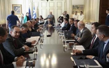 Τι αποφάσισε το υπουργικό συμβούλιο για ΕΝΦΙΑ, 120 δόσεις και την ηγεσία της Δικαιοσύνης
