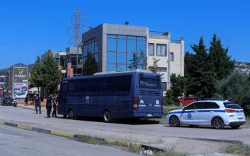 Ο Σαραλιώτης άκουσε πρώτος την απόφαση του δικαστηρίου για τον φόνο του Αλέξανδρου Γρηγορόπουλου