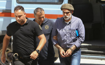 Βγήκε από τη φυλακή ο Επαμεινώνδας Κορκονέας