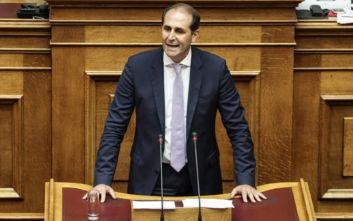 Βεσυρόπουλος: Στόχος της κυβέρνησης η βελτίωση λειτουργίας του Υπερταμείου