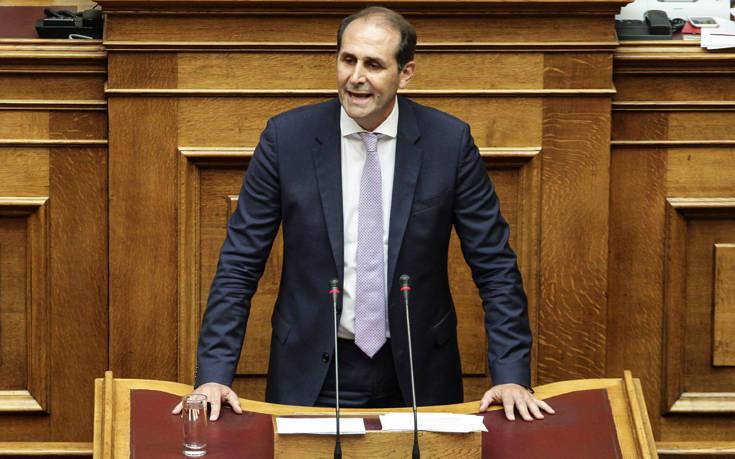 Βεσυρόπουλος: Ξεκίνησε η αποκατάσταση ανισοτήτων και λαθών στο φορολογικό