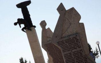 Νεαρός Γερμανός τουρίστας προσπάθησε να βεβηλώσει το Μνημείο Ολοκαυτώματος στη Βιάννο