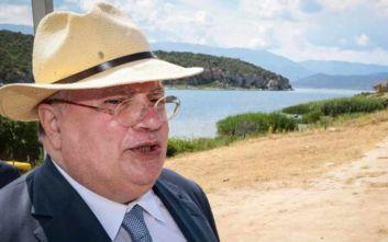 Απομονωμένος στην Αλόννησο γράφει βιβλίο - σοκ για το Μακεδονικό ο Κοτζιάς