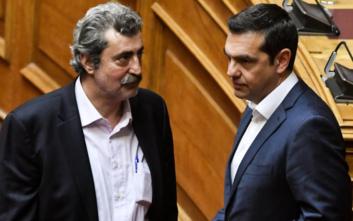 Παύλος Πολάκης για συνέντευξη Τσίπρα: Αλέξη ευχαριστώ για τη στήριξη