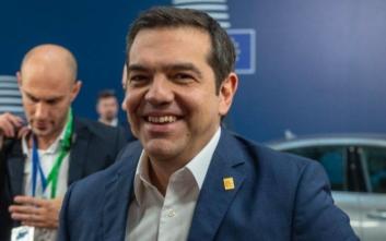 Αλέξης Τσίπρας και άλλοι επτά πρωθυπουργοί επιμένουν στην υποψηφιότητα Τίμερμας