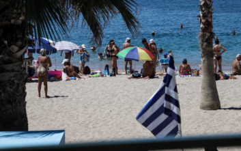 Καλύτερη χώρα για διακοπές στην παραλία η Ελλάδα για τους Ρώσους
