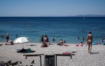 Καιρός: Μποφόρ στο Αιγαίο, υψηλές θερμοκρασίες δυτικά και βόρεια