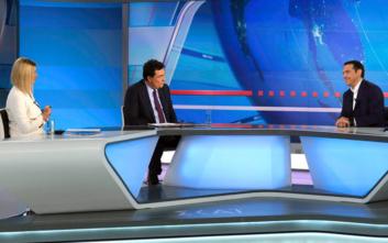 Αλέξης Τσίπρας: Τι τηλεθέαση έκανε η συνέντευξη στον ΣΚΑΪ